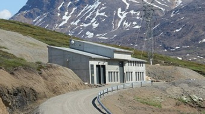 Sisimiut Hydroplant Greenland - Mannvit.is